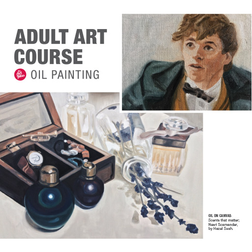 Adult Art Class: Oil Painting